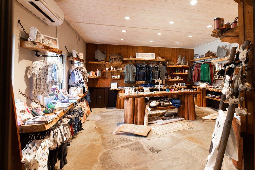 Little Switzerland Trading Co. interior 1
