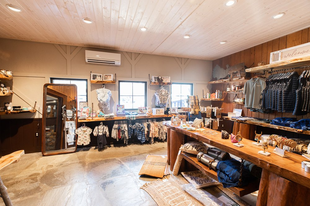 Little Switzerland Trading Co. interior 3
