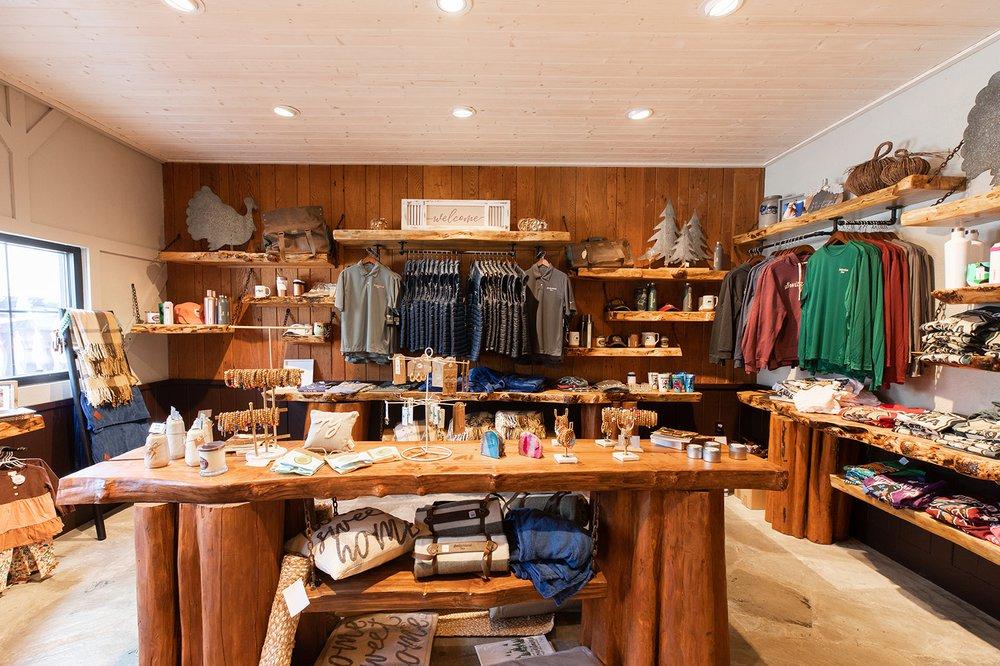 Little Switzerland Trading Co. interior 4