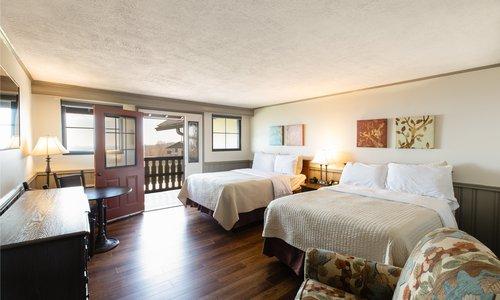 Main Lodge Double Room