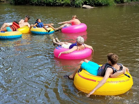 Family Fun Tubing